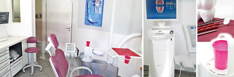 Behandlung Zahnarztpraxis Dr. Bausch Poing